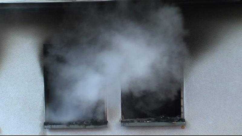 Anwohner rettet Mädchen vor Feuer (Foto: nrw-lokal)