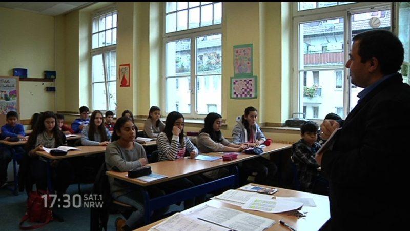 Mehr Lehrer müssen her (Foto: SAT.1 NRW)