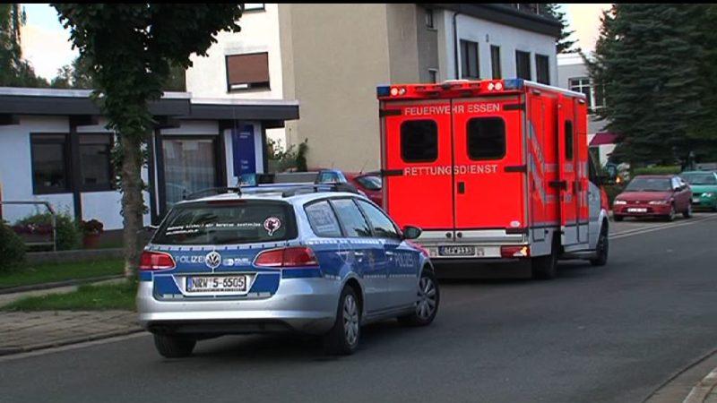 90jährige Oma in Essen überfallen und ausgeraubt (Foto: SAT.1 NRW)