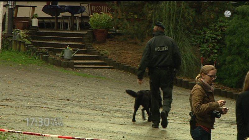 Verdacht auf Tötung in Wermelskirchen erhärtet sich (Foto: SAT.1 NRW)