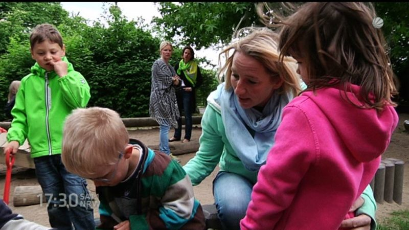 Durchatmen bei Eltern (Foto: SAT.1 NRW)