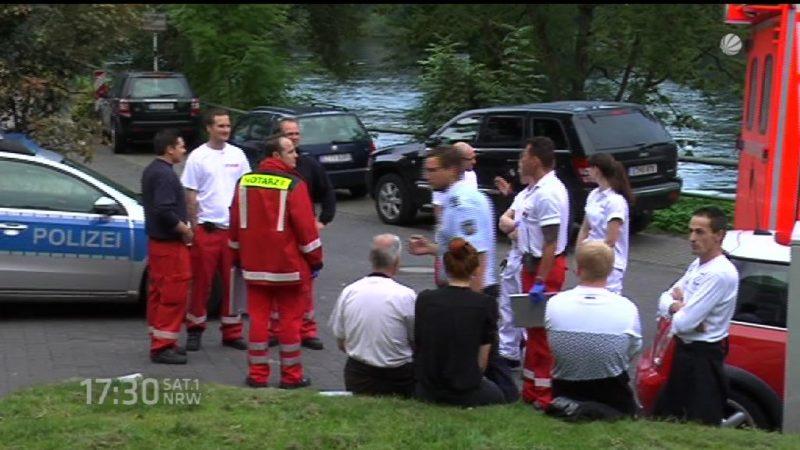 Streit zwischen Vermieter und Pächter in Essen (Foto: SAT.1 NRW)