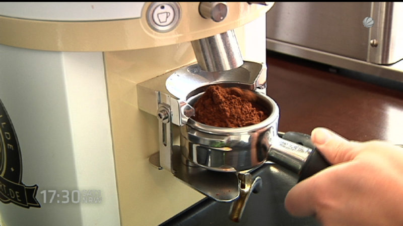 Kaffeeboom in NRW (Foto: SAT.1 NRW)