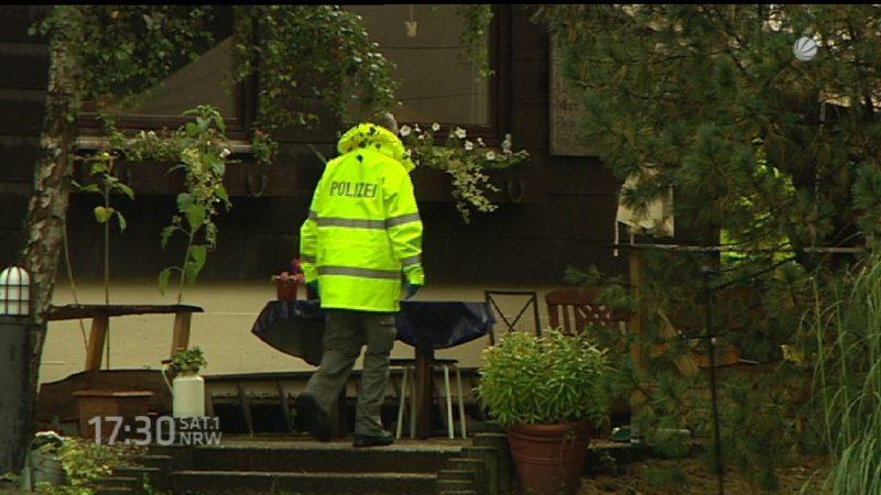 Tote Frau auf Reiterhof gefunden (Foto: SAT.1 NRW)