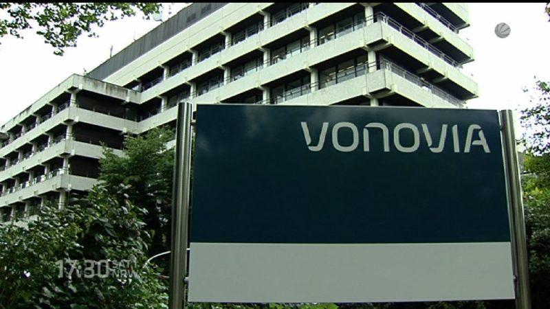 Aus Deutsche Annington wird heute Vonovia (Foto: SAT.1 NRW)