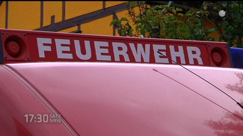 Bergung der explosiven Mischung in Bonn dauert länger (Foto: SAT.1 NRW)
