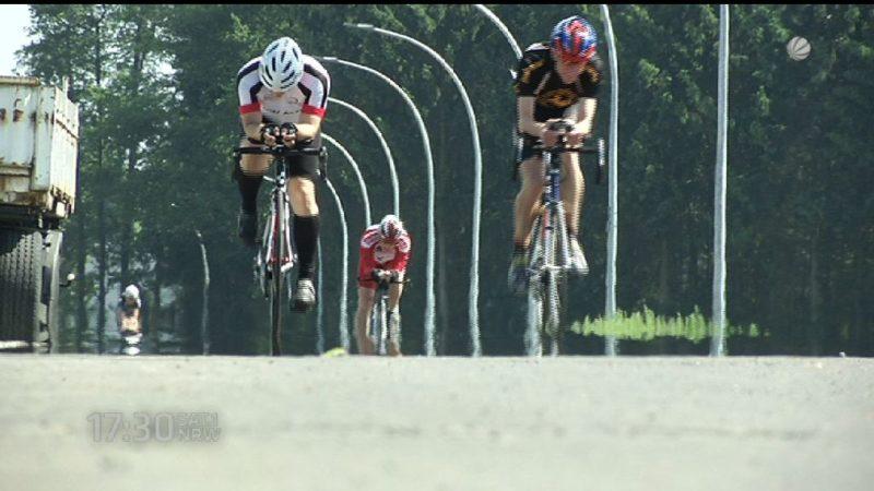 Tour de France durch Düsseldorf? (Foto: SAT.1 NRW)