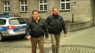 Ärger für die Kultpolizisten? (Foto: SAT.1 NRW)