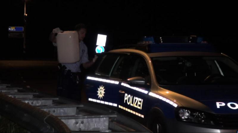 Irre Verfolgungsjagd durch NRW (Foto: Daniel Bothe)