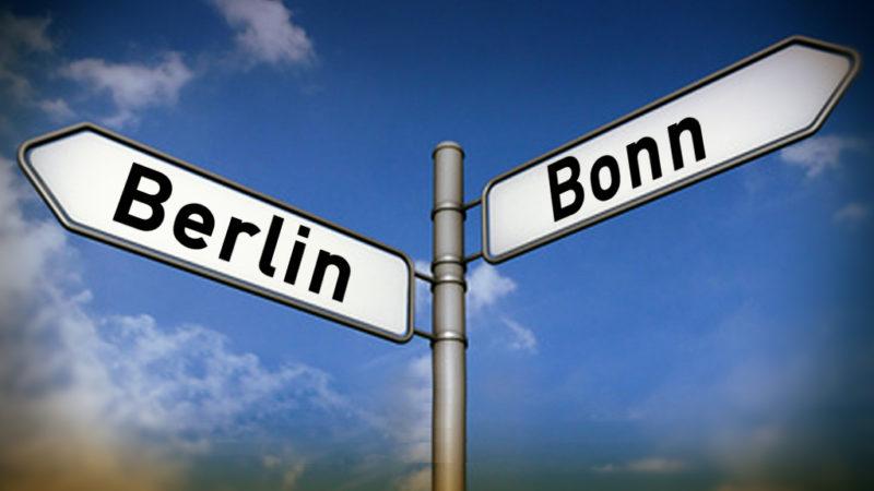 Von Bonn nach Berlin (Foto: SAT.1 NRW)