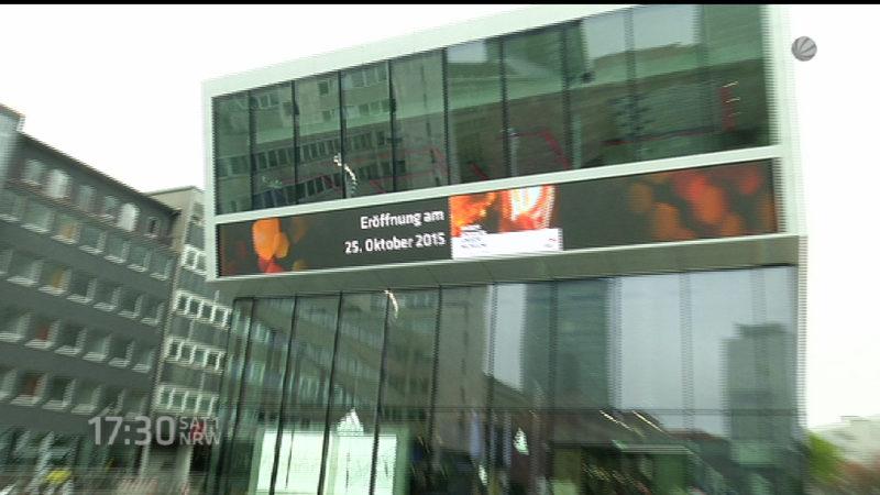 Sonderausstellung im DFB-Museum (Foto: SAT.1 NRW)