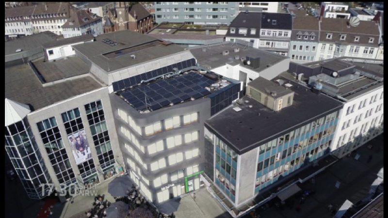So sieht das Haus der Zukunft aus (Foto: SAT.1 NRW)