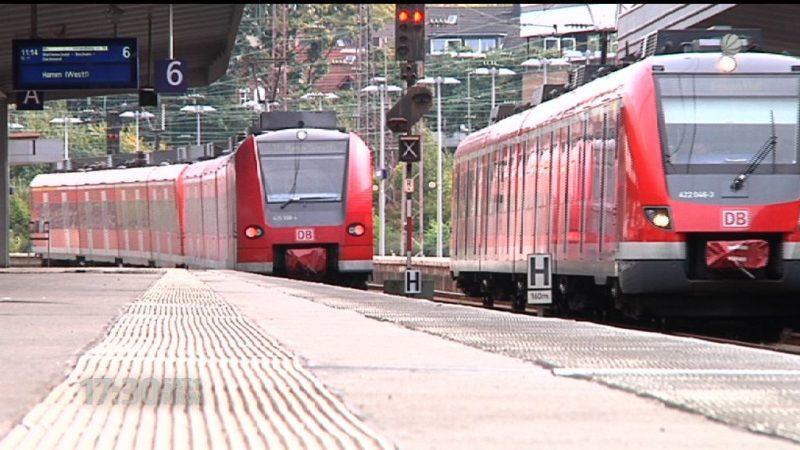 Bahnverkehr nach dem Stellwerkbrand: Wie geht´s weiter? (Foto: SAT.1 NRW)