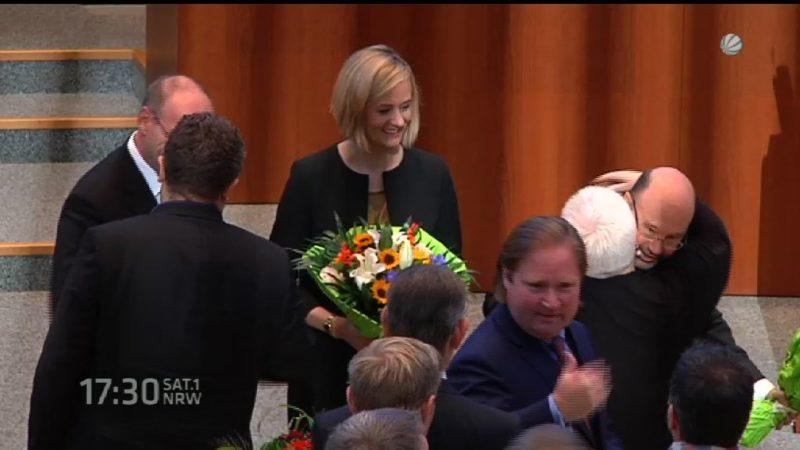 Diese Themen müssen die neuen Minister meistern (Foto: SAT.1 NRW)