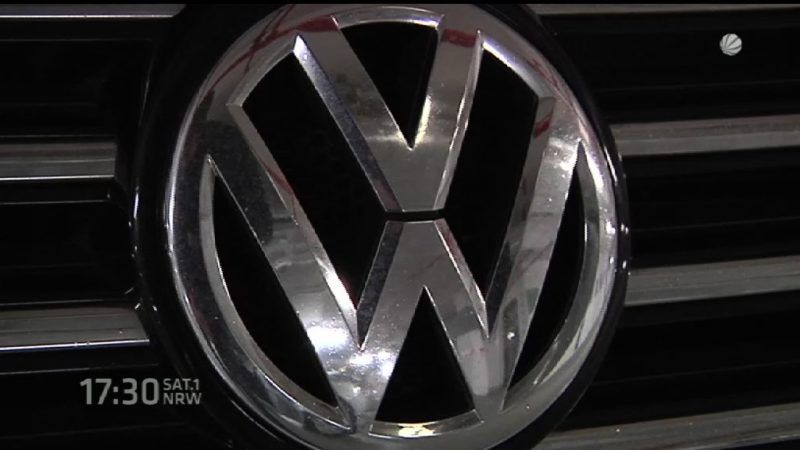 VW verklagt (Foto: SAT.1 NRW)