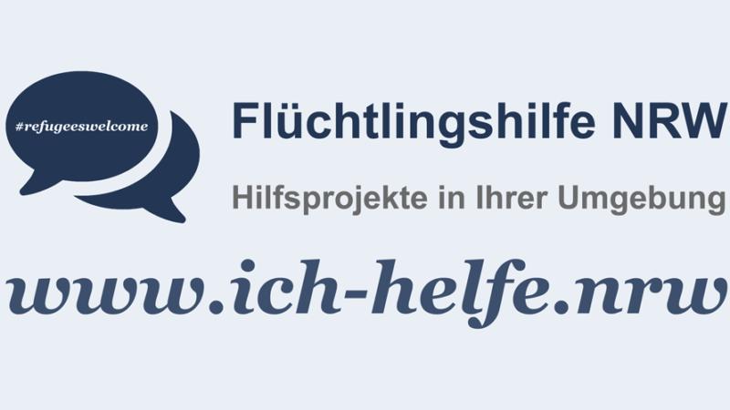 Flüchtlingshilfe NRW (Foto: ich-helfe.nrw)
