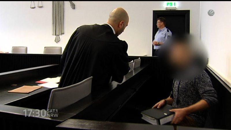 Falscher Arzt muss ins Gefängnis (Foto: SAT.1 NRW)