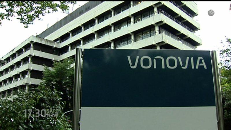 Vonovia will sich vergrößten (Foto: SAT.1 NRW)