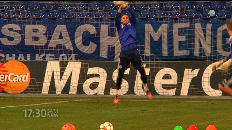 Ralf Fährmann verlängert seinen Vertrag auf Schalke (Foto: SAT.1 NRW)