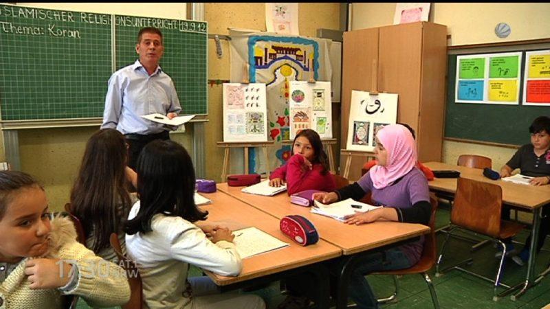 Bilanz islamischer Religionsunterricht in NRW (Foto: SAT.1 NRW)