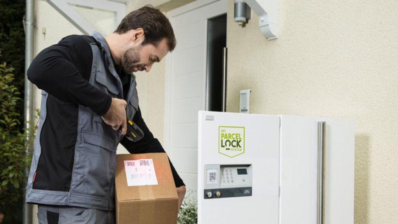 Paketkasten für alle (Foto: ParcelLock GmbH)