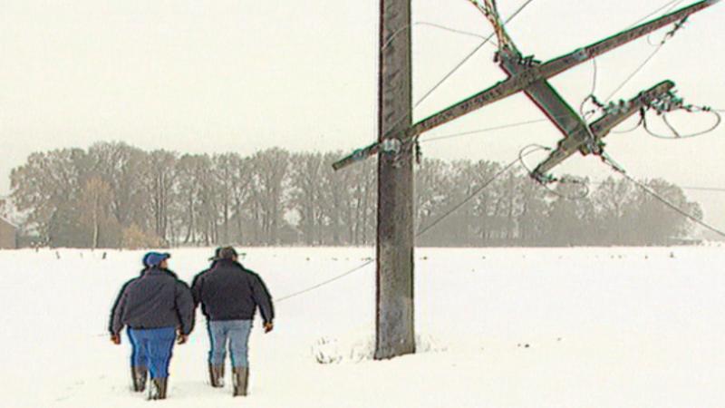 Der Tag, als NRW im Schnee versank (Foto: SAT.1 NRW)