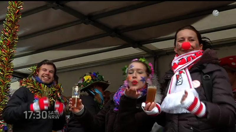 Kultband boykottiert Karnevals-Start (Foto: SAT.1 NRW)