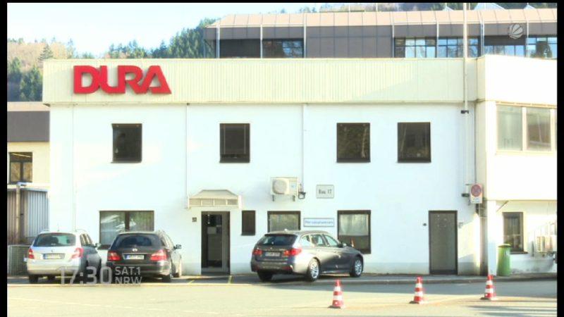 Was wird aus Plettenberg ohne Dura? (Foto: SAT.1 NRW)