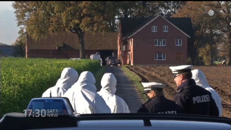 Rentner ermordet (Foto: SAT.1 NRW)