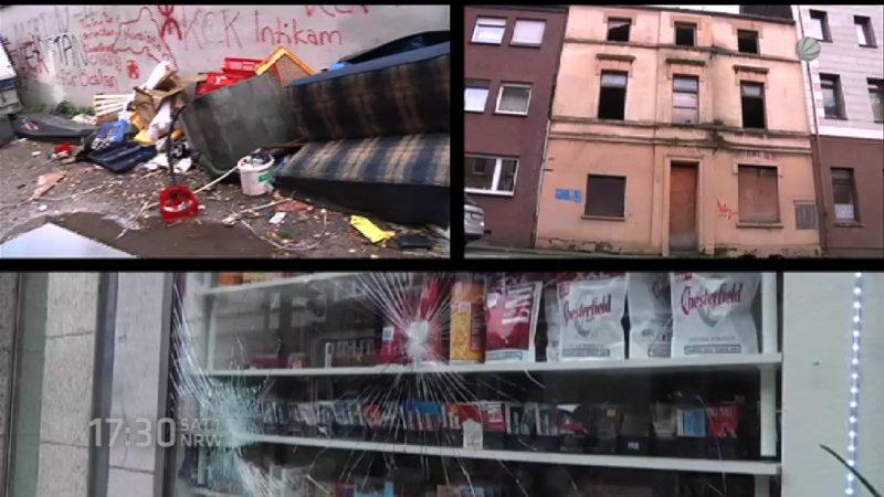Pläne für Problemviertel (Foto: SAT.1 NRW)