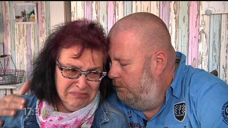 Familie wird terrorisiert (Foto: SAT.1 NRW)