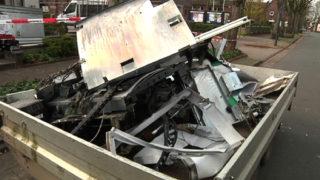 Schon wieder Geldautomat gesprengt! (Foto: SAT.1 NRW)
