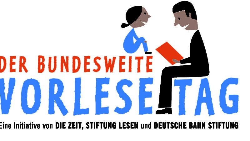 Heute schon vorgelesen? (Foto: vorlesetag.de)