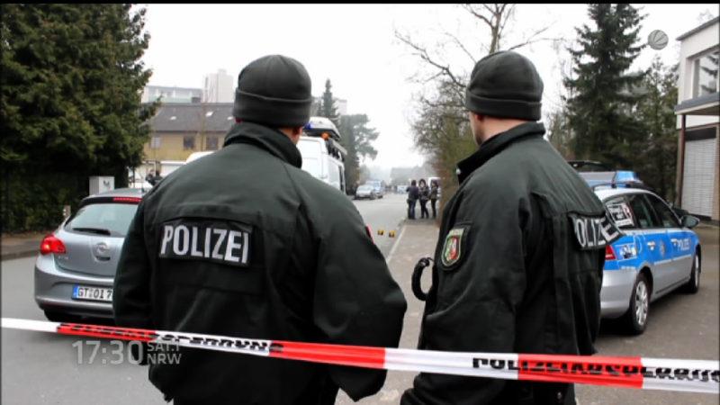 Bankräuber aus Bielefeld verurteilt (Foto: SAT.1 NRW)