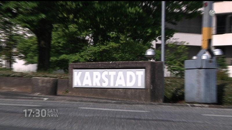 Denkmalschutz für Karstadt-Zentrale? (Foto: SAT.1 NRW)