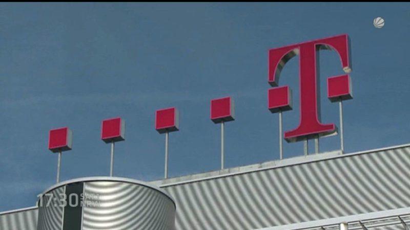 Telekom-Ärger (Foto: SAT.1 NRW)