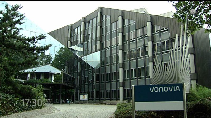 Rückenwind für Vonovia (Foto: SAT.1 NRW)