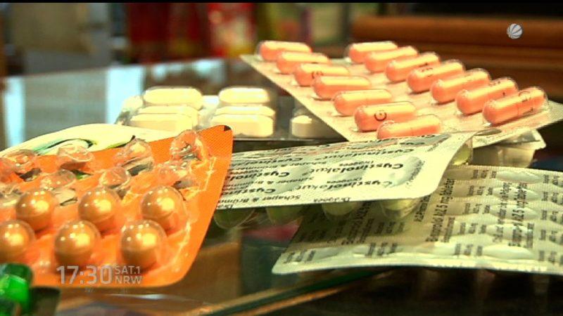 Antibiotika nur gegen Test (Foto: SAT.1 NRW)
