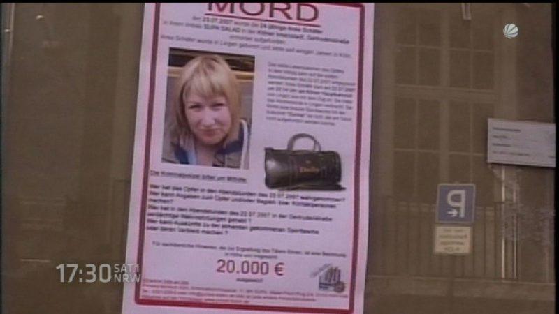 Mord in Salatbar aufgeklärt (Foto: SAT.1 NRW)