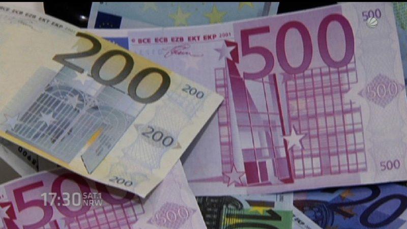 Neuverschuldung steigt (Foto: SAT.1 NRW)