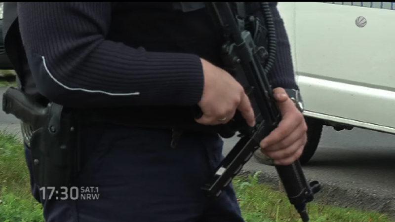 Festnahmen und Trittbrettfahrer nach Paris-Anschlägen (Foto: SAT.1 NRW)