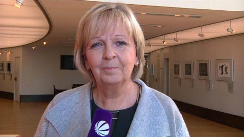 Flüchtlinge - Interview mit NRW-Ministerpräsidentin Hannelore Kraft (Foto: SAT.1 NRW)