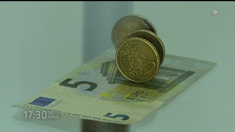 1 Jahr Mindestlohn (Foto: SAT.1 NRW)