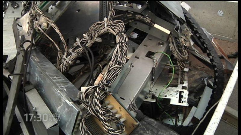 Geldautomaten-Bande geschnappt (Foto: SAT.1 NRW)
