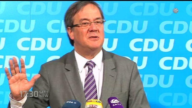 CDU fährt härteren Kurs (Foto: SAT.1 NRW)
