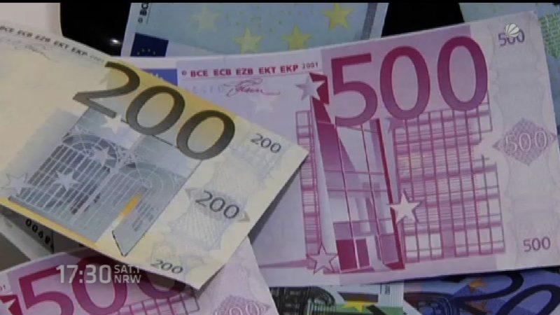 Schluss mit Schulden (Foto: SAT.1 NRW)