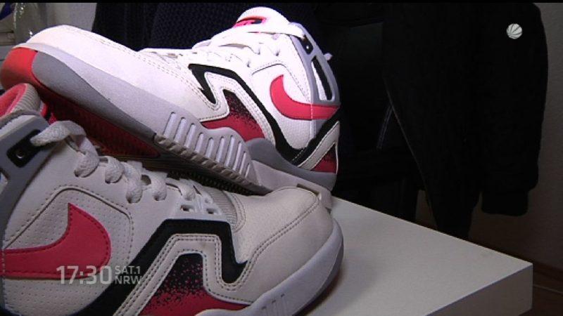NRWs größter Sneakerfreak (Foto: SAT.1 NRW)