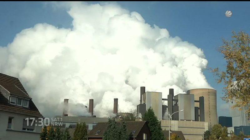 Streit um Kohleausstieg (Foto: SAT.1 NRW)