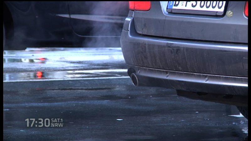 Höhere Steuern für Diesel (Foto: SAT.1 NRW)