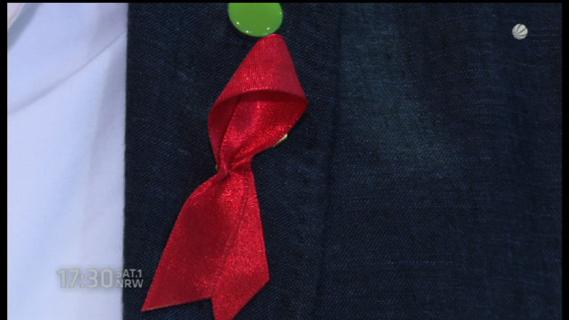 Leben mit HIV (Foto: SAT.1 NRW)